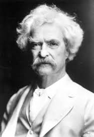 Mark Twain on Health