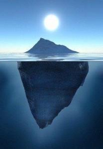 The Iceberg of Avoidance