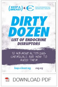EWG Endocrine Disruptors Download