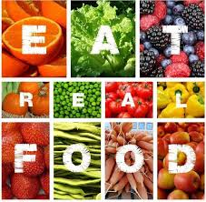 The New Mantra: Eat Real Food