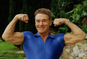 Jack LaLanne lived The MEANS to an End Lifestyle™